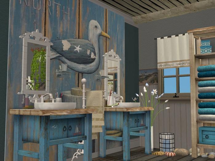 Schwedenhaus inneneinrichtung  Häuservorstellung: Catys Häuser - Seite 7 - Sim Forum