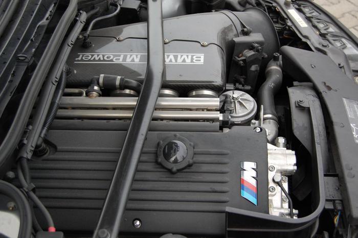 E46 M3 CSL - 3er BMW - E46